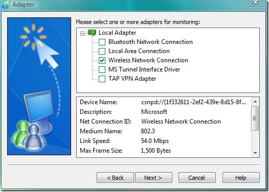 How to Monitor MSN Chat Screenshot 1